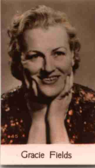 [GRACIE FIELDS]