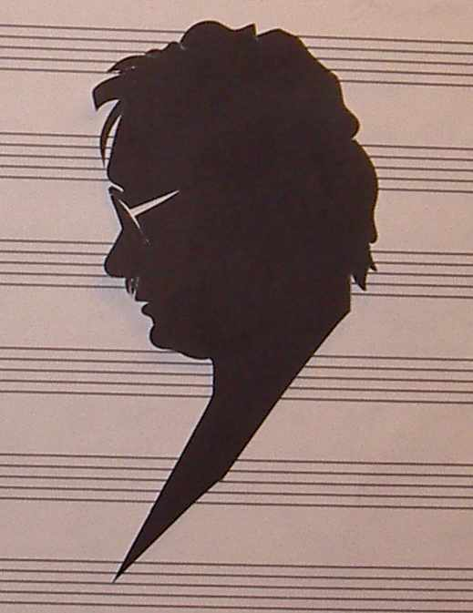 [ Hugh Robert Smith Silhouette]